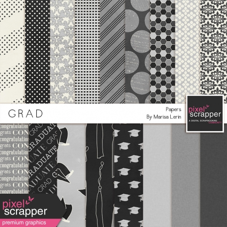 Grad Papers Kit