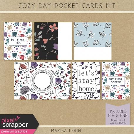Cozy Day Pocket Cards Kit