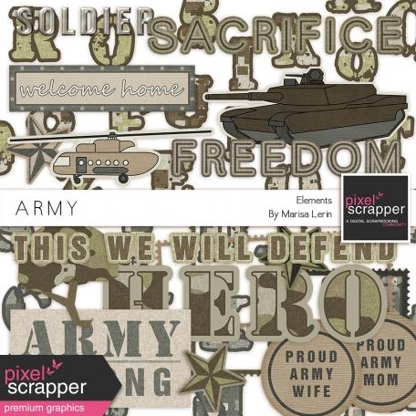 Army Elements Kit