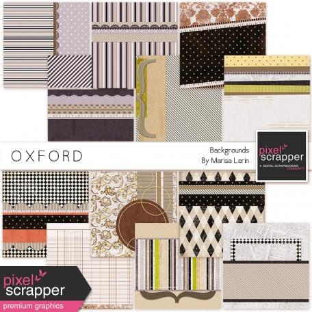 Oxford Backgrounds Kit