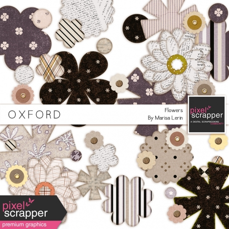 Oxford Flowers Kit