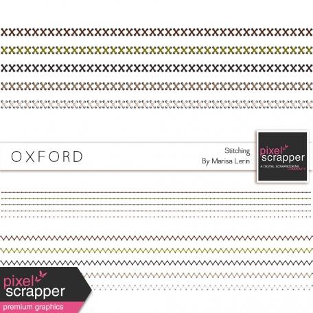 Oxford Stitching Kit