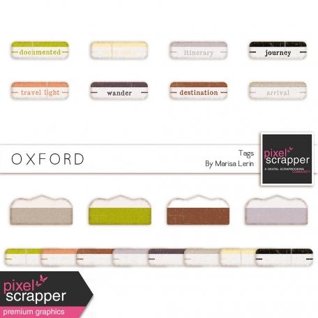 Oxford Tags Kit