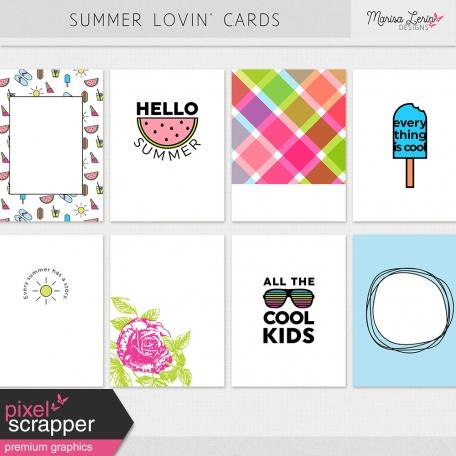 Summer Lovin' Pocket Cards Kit