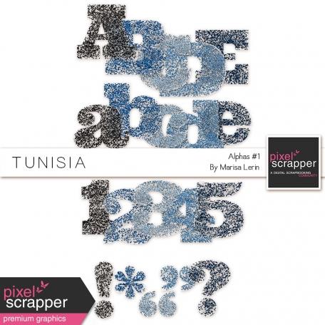 Tunisia Alphas Kit #1