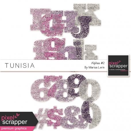 Tunisia Alphas Kit #2