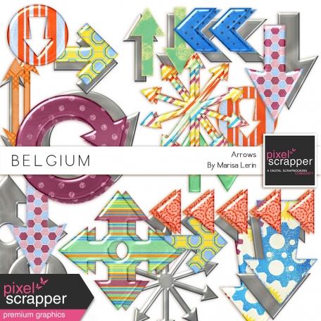 Belgium Arrows Kit