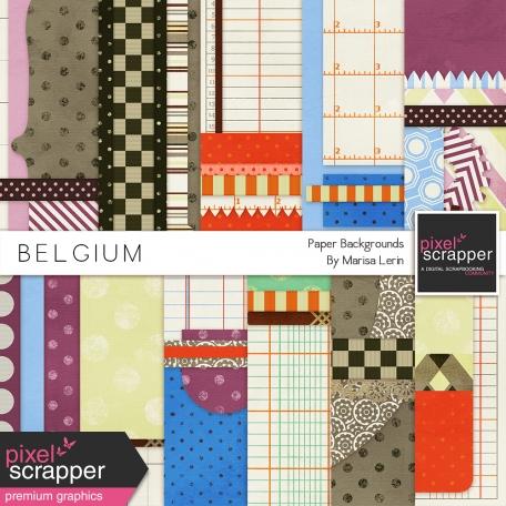 Belgium Backgrounds Kit