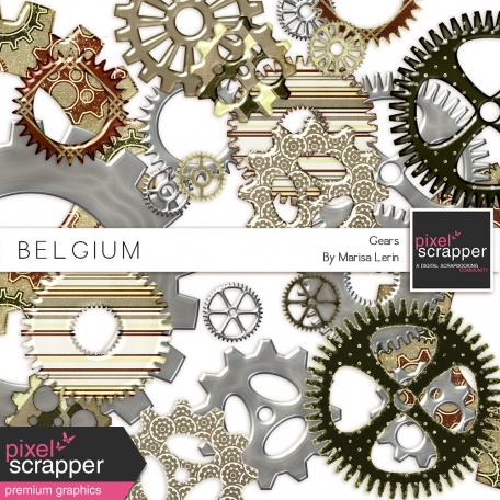 Belgium Gears Kit