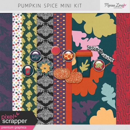 Pumpkin Spice Mini Kit