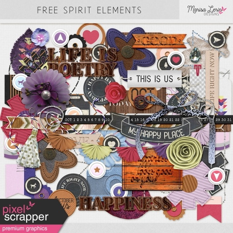 Free Spirit Elements Kit