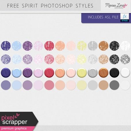 Free Spirit Styles Kit