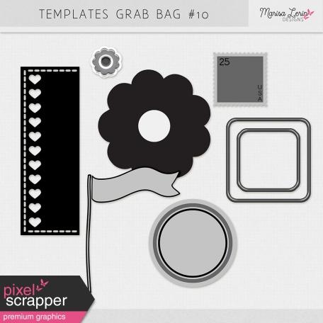 Templates Grab Bag Kit #10