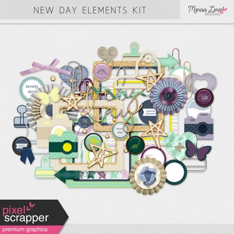 New Day Elements Kit