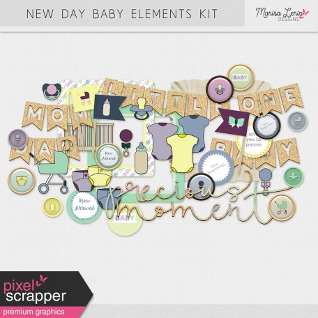 New Day Baby Elements Kit