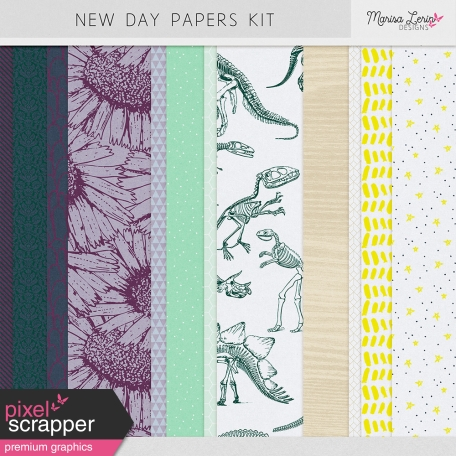 New Day Papers Kit