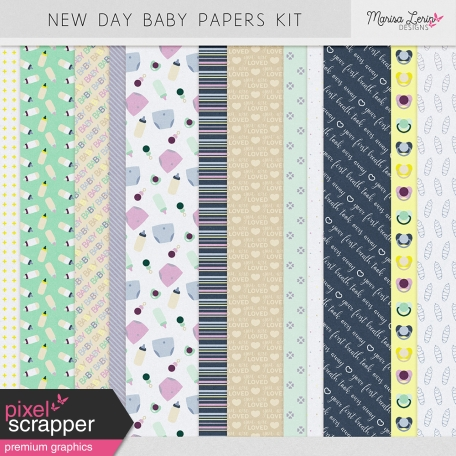 New Day Baby Papers Kit