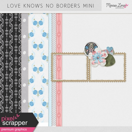 Love Knows No Borders Mini Kit