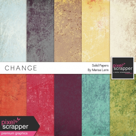 Change Solid Papers Kit