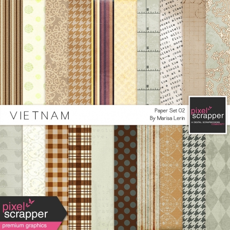 Vietnam Papers Kit #2