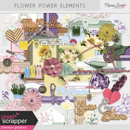 Flower Power Elements Kit
