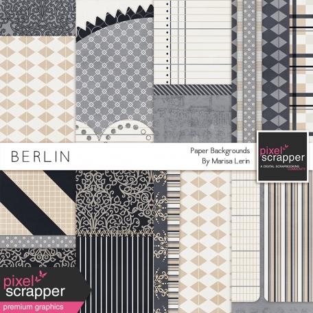 Berlin Backgrounds Kit