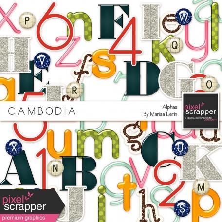 Cambodia Alpha Kit
