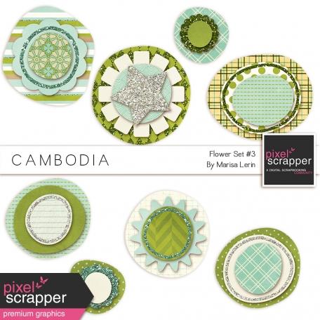 Cambodia Flower Kit #3