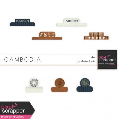 Cambodia Tabs Kit