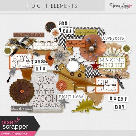 I Dig It Elements Kit