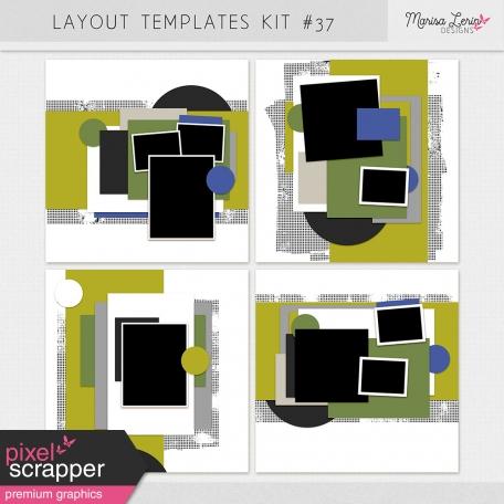 Layout Templates Kit #37