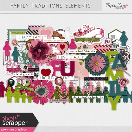 Family Traditions Elements Kit