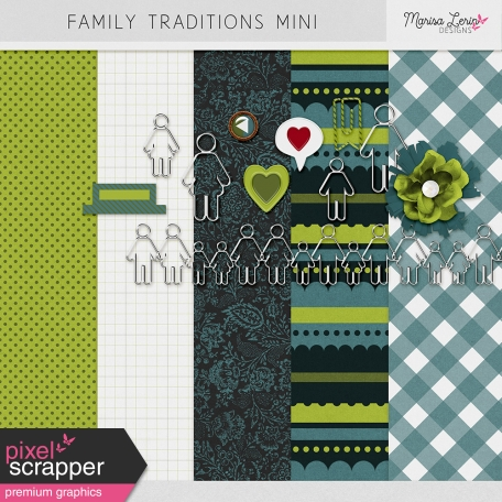 Family Traditions Mini Kit