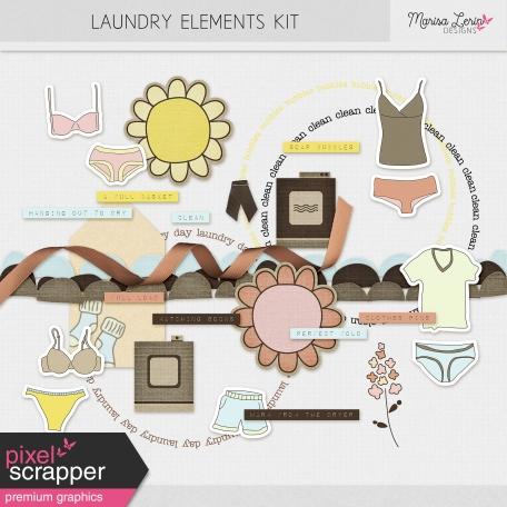 Laundry Elements Kit