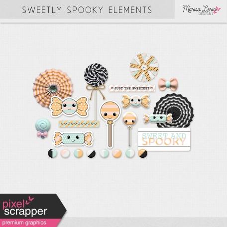 Sweetly Spooky Elements Kit