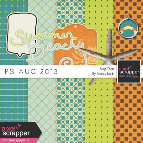 PS Aug 2013 Blog Train Mini Kit
