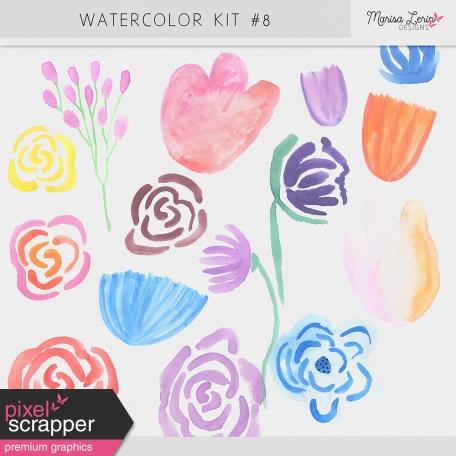 Watercolor Kit #8