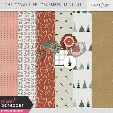 The Good Life: December Mini Kit