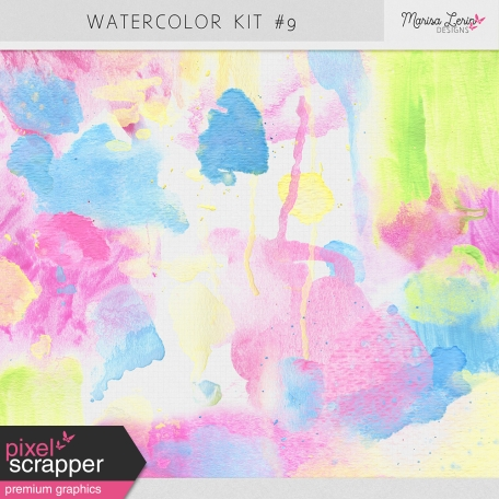 Watercolor Kit #9