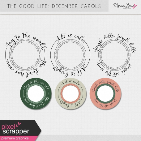 The Good Life: December Carols Kit