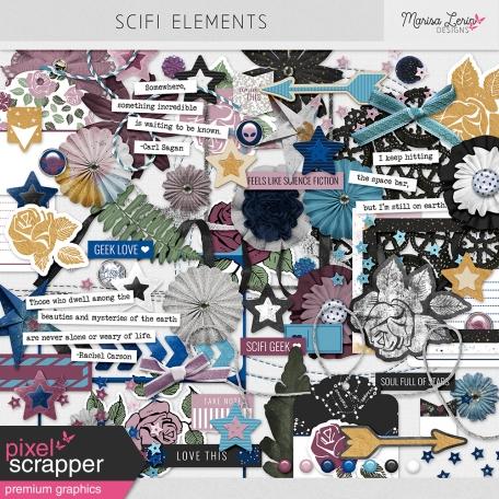 SciFi Elements Kit