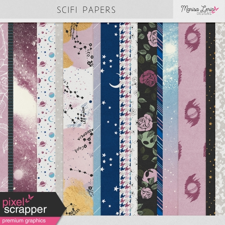 SciFi Papers Kit