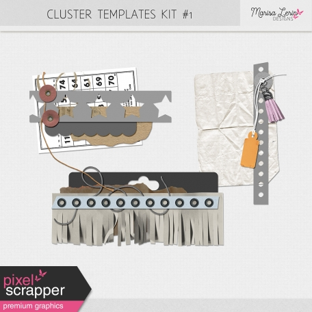 Cluster Templates Kit #1