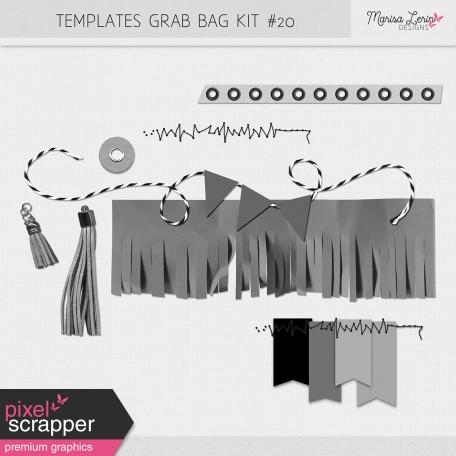 Templates Grab Bag Kit #20