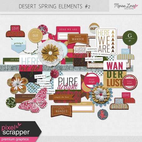 Desert Spring Elements Kit #2