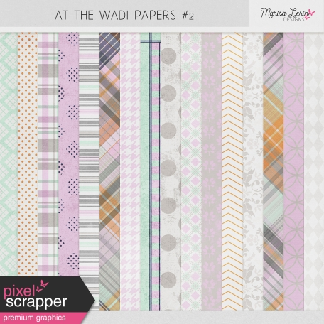 At The Wadi Papers Kit #2