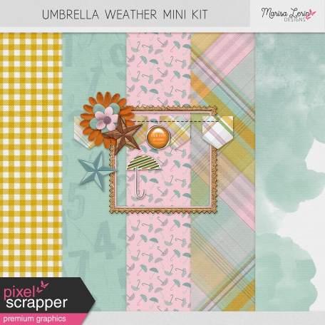 Umbrella Weather Mini Kit