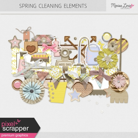 Spring Cleaning Elements Kit