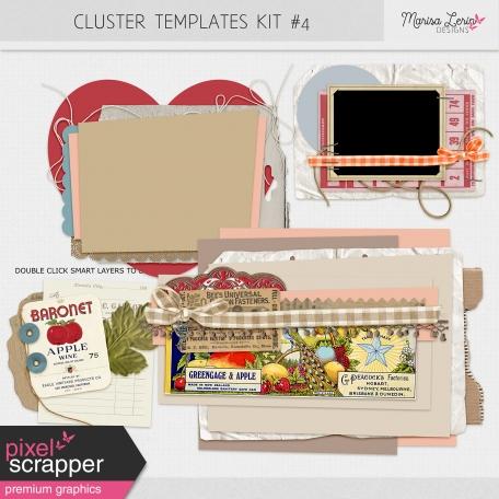 Cluster Templates Kit #4