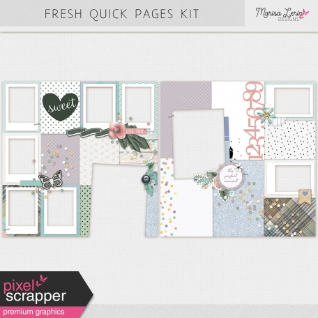 Fresh Quick Pages Kit
